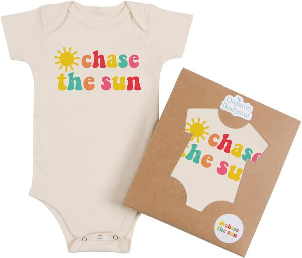 Chase the Sun Bodysuit & Tee