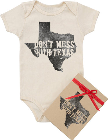 Don't Mess with Texas Bodysuit