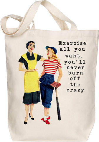Exercise Tote