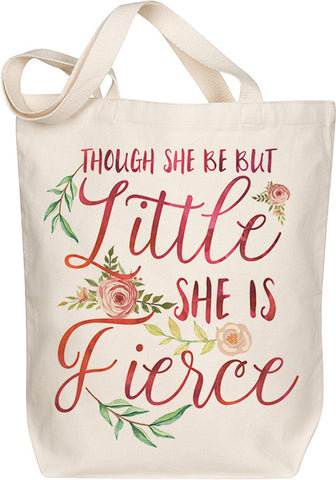 She is Fierce Tote