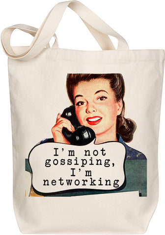 Networking Tote