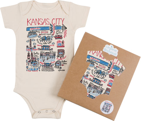 Kansas City Boutique Map Art