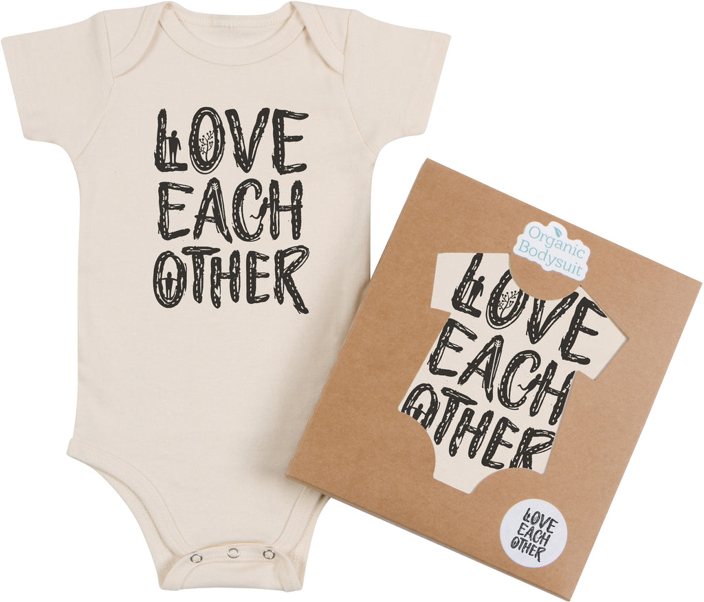 Love Each Other Bodysuit