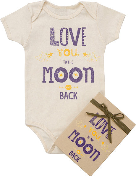 Moon and Back Bodysuit