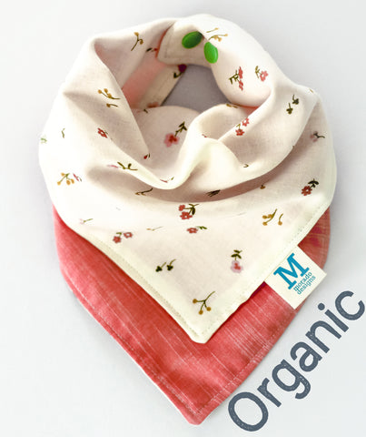 Morning Bloom Bandana Bib
