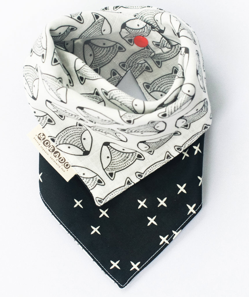 Mr. Fox Bandana Bib