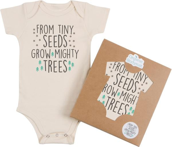 Tiny Seeds Bodysuit & Tee