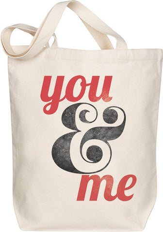 You and Me Tote