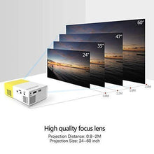 Load image into Gallery viewer, LumiPal 2.0 Ultra Portable Pocket Projector