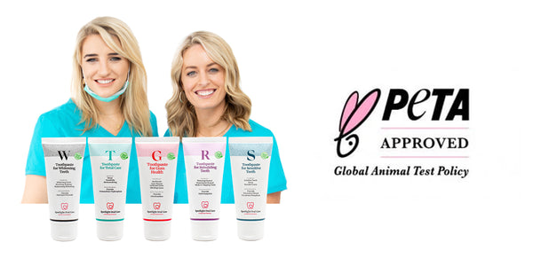 Spotlight Oral Care has been PETA Approved