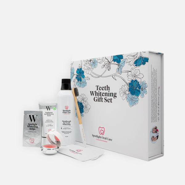 Teeth Whitening Gift Set