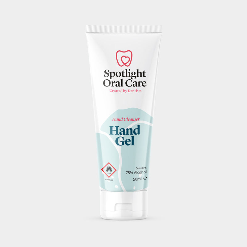 Spotless Hand Cleanser Gel 100ml (50 pack)