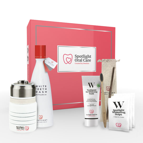 Spotlight Oral Care Essential Gift Set