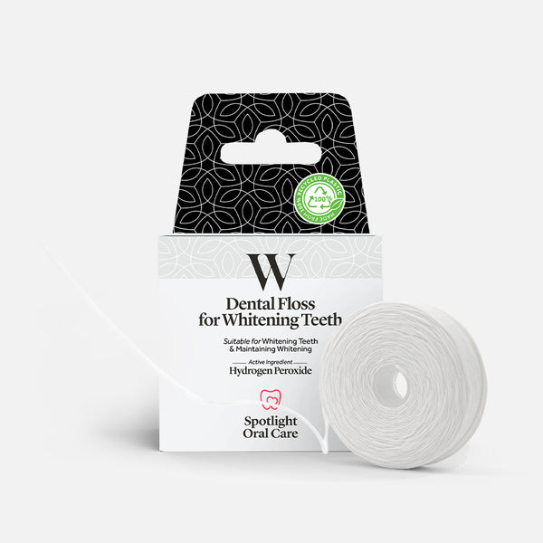 Dental Floss for Whitening Teeth
