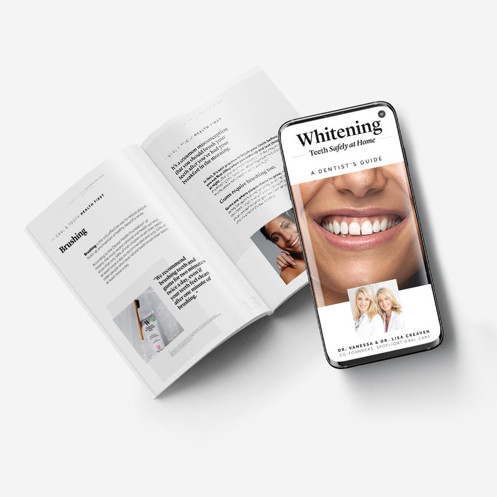 Whitening Teeth Safely at Home | eBook