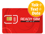 Burner SIM - Talk, Text and Data!