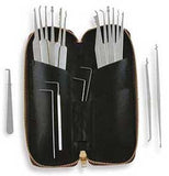 20 Piece Lock Pick Set by Southord