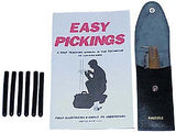 14 Piece Lock Pick Kit with Book