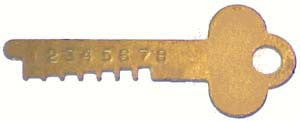 Tubular Lock Key Decoder