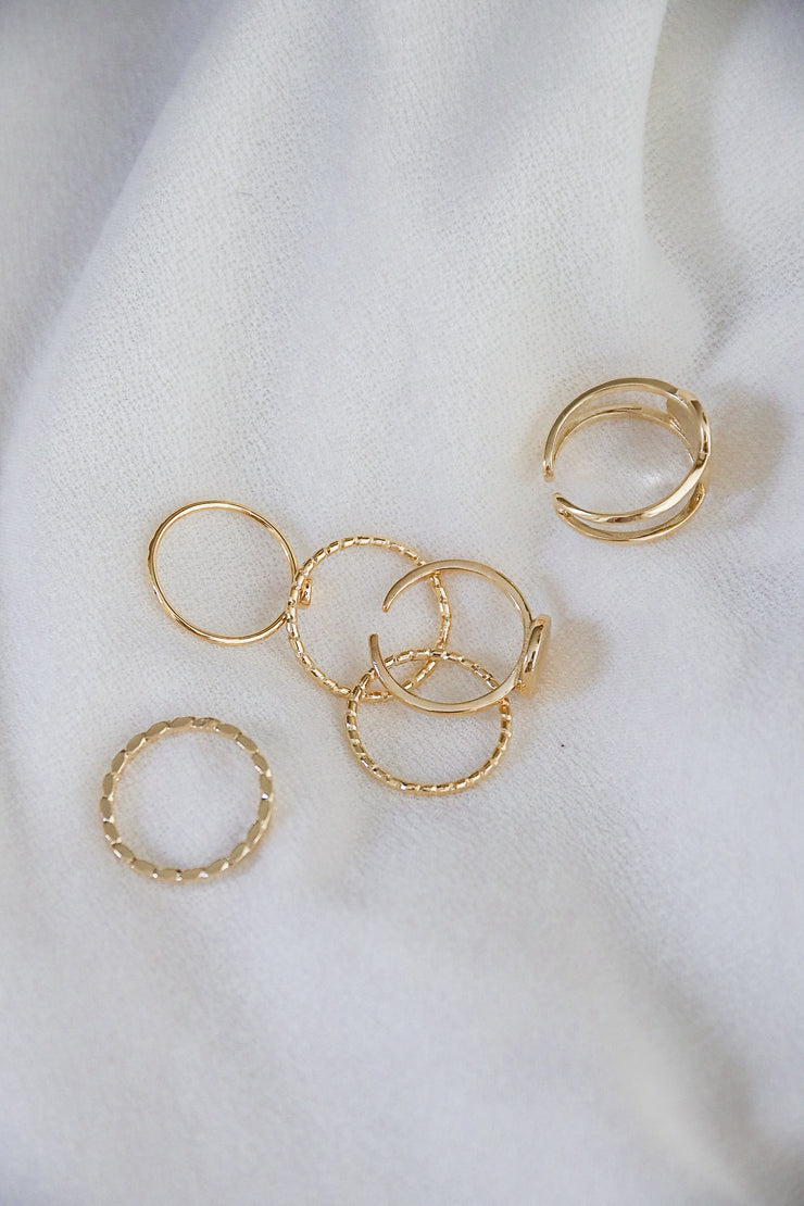 Gigi Ring Set