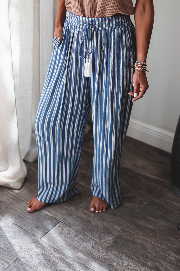 Mila Striped Pant