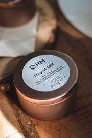 Cozy at OHM Candle
