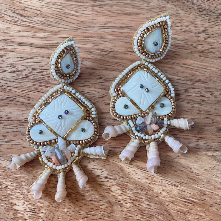 Turks + Caicos Earrings