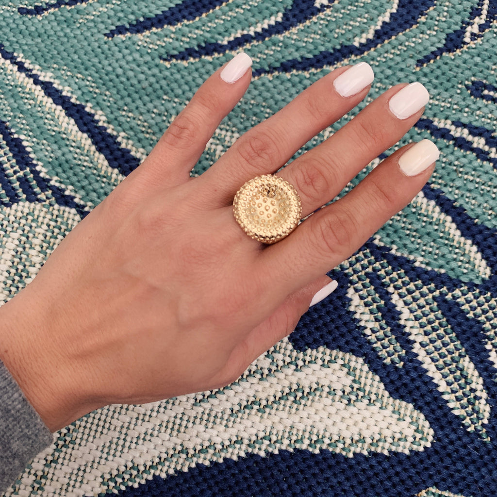 The Goldie Ring