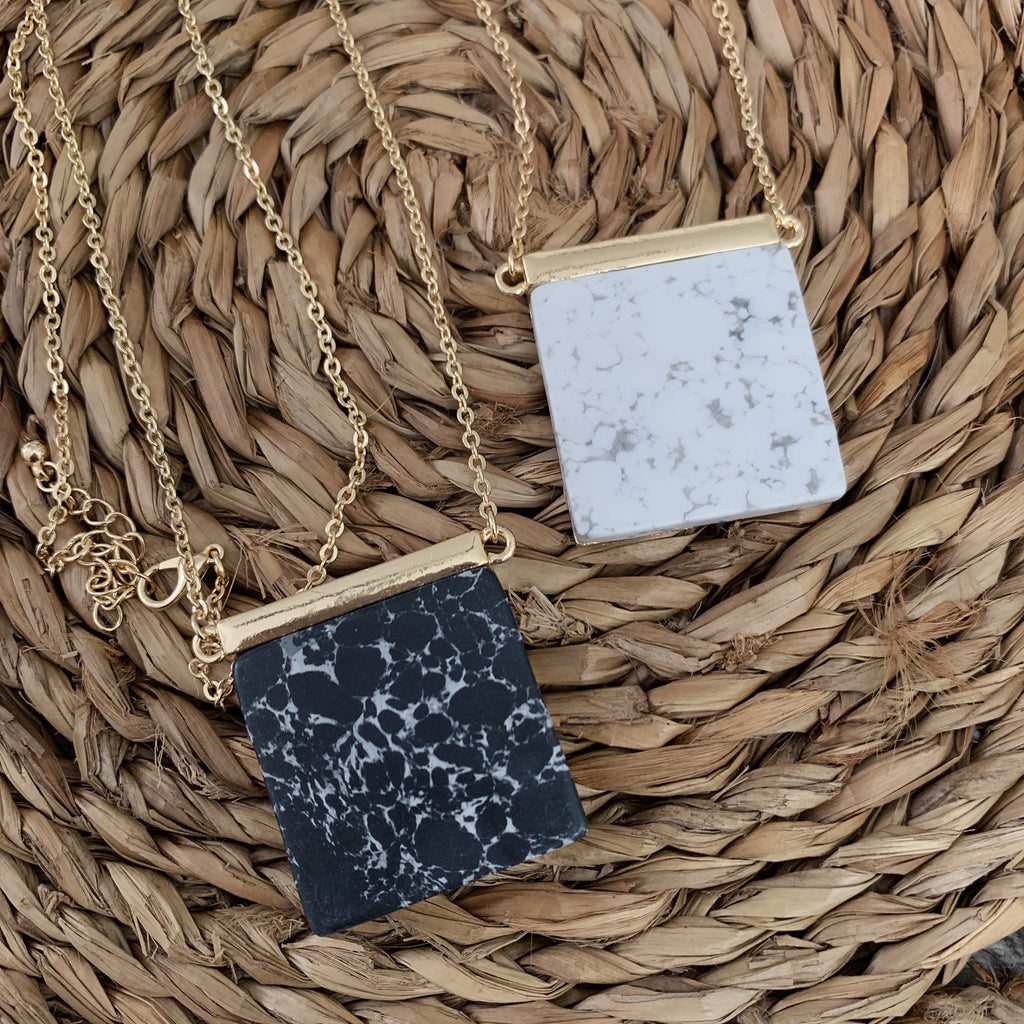 Marble Dreams Necklace