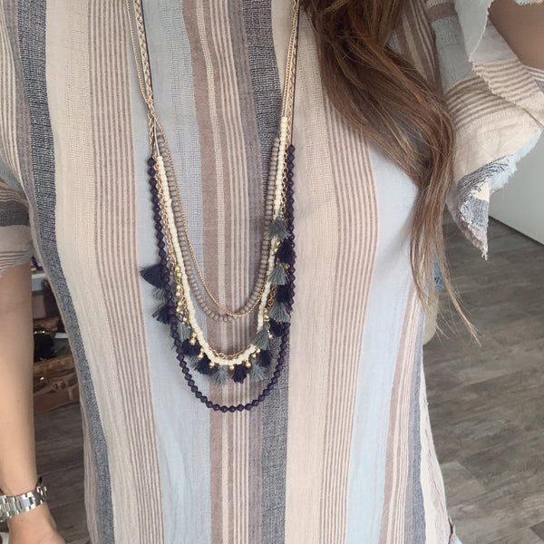Melissa Multi Necklace