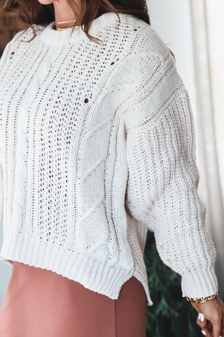 Knit for Days Sweater