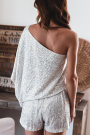 The Gabriella Strapless Romper