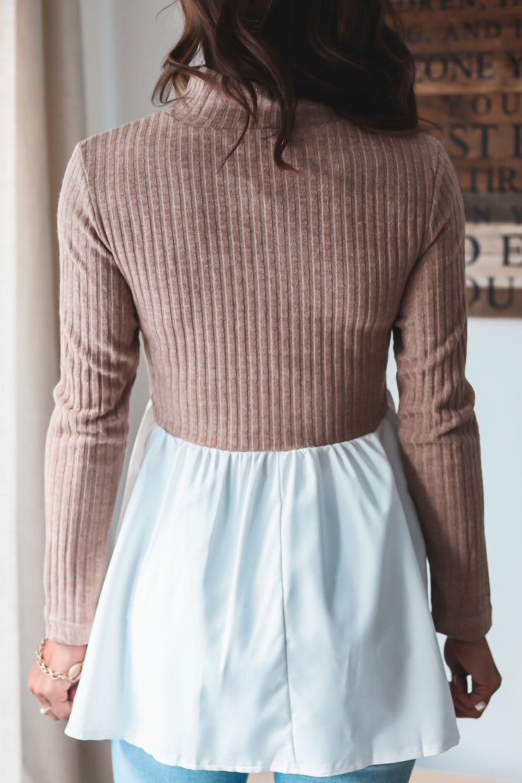 The Emma Layered Top