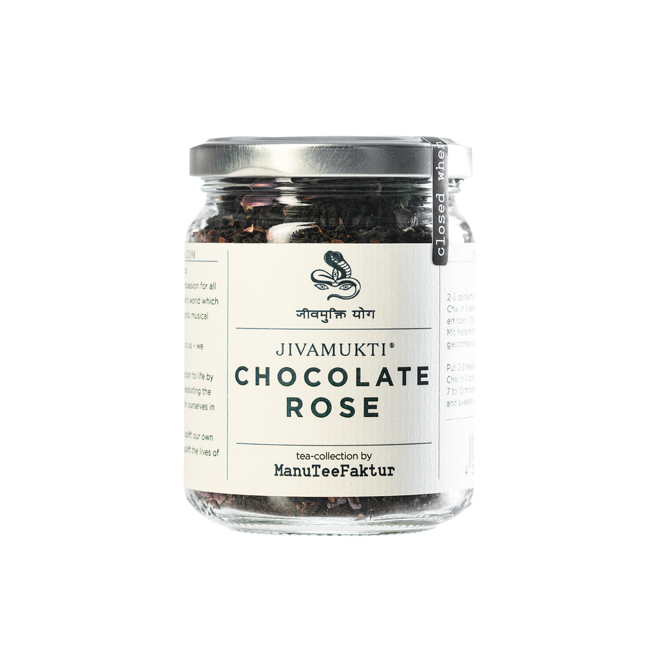 Jivamukti Chocolate Rose