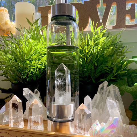 Crystal Insert (for Crystal Point Water Bottles)