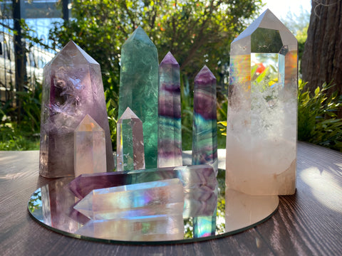 Nature's Expressions Crystal Set