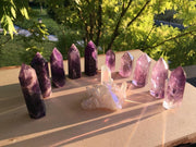 Scintillating Crystal Amethyst 11 Piece Set - collection