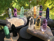 18 Crystal Gemstone Wands - Dream Bundle Pack - wand