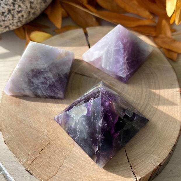 Dream Amethyst Pyramid - pyramids