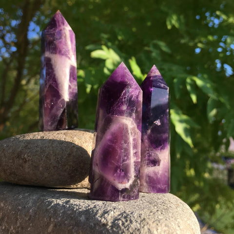 Dream Amethyst Wand
