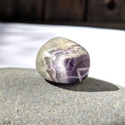 Dream Lace Amethyst Tumbled Stone - tumbledstone