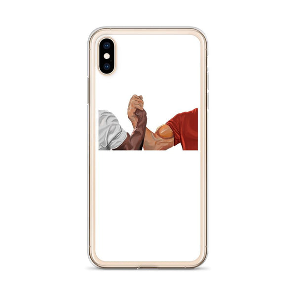 Epic Handshake iPhone Case shopyourmeme