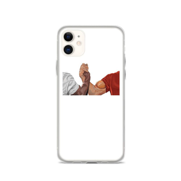 Epic Handshake iPhone Case shopyourmeme iPhone 11