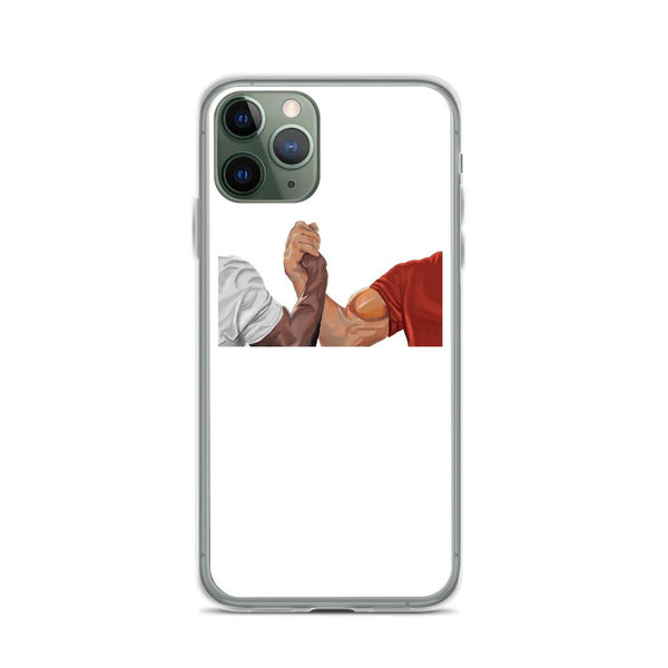 Epic Handshake iPhone Case shopyourmeme iPhone 11 Pro