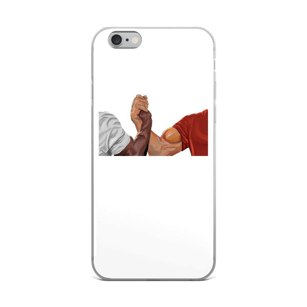 Epic Handshake iPhone Case shopyourmeme iPhone 6 Plus/6s Plus