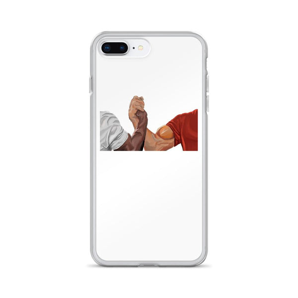 Epic Handshake iPhone Case shopyourmeme iPhone 7 Plus/8 Plus