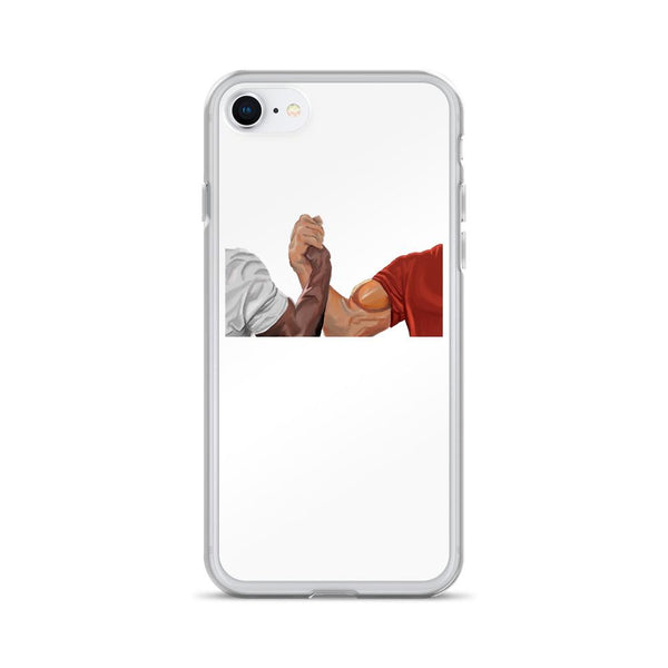 Epic Handshake iPhone Case shopyourmeme iPhone 7/8