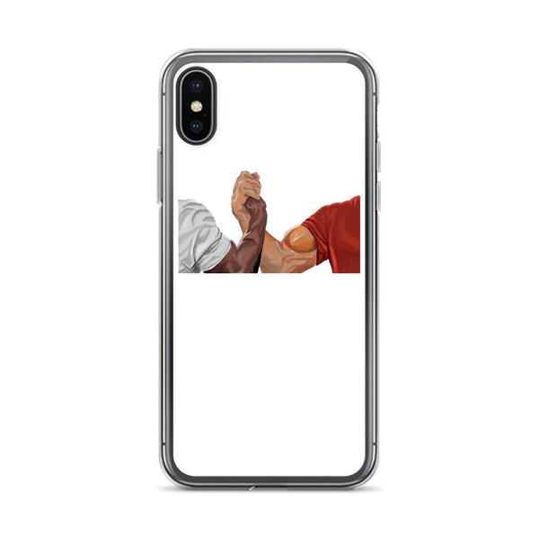 Epic Handshake iPhone Case shopyourmeme iPhone X/XS