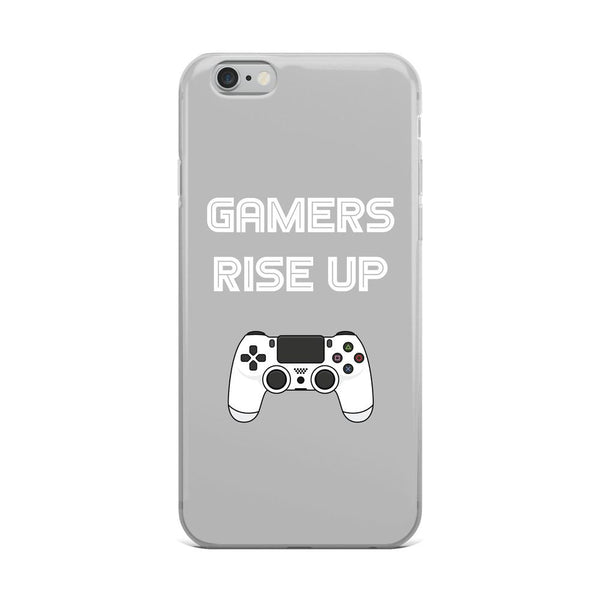 Gamers Rise Up iPhone Case shopyourmeme iPhone 6 Plus/6s Plus