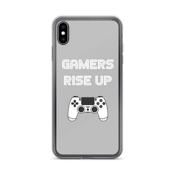 Gamers Rise Up iPhone Case shopyourmeme iPhone XS Max